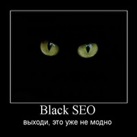 Чёрное SEO